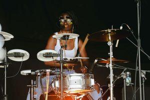 Lovin' The 90s drummer Priscilla