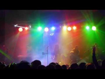 Sandstorm (live band cover) - Lovin' The 90s